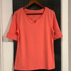 Ellen Tracy Women's T-shirt Medium NEW